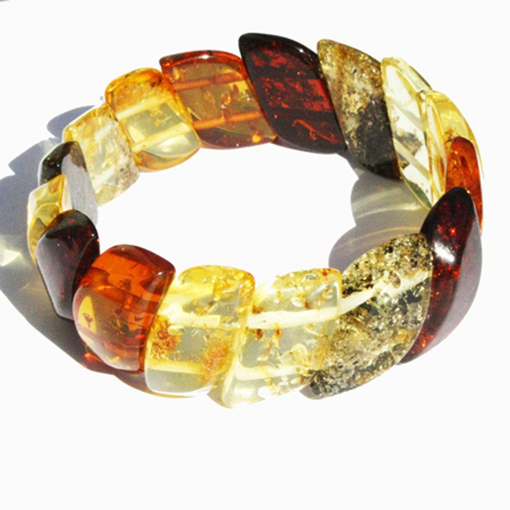 Amber Bracelet Curle