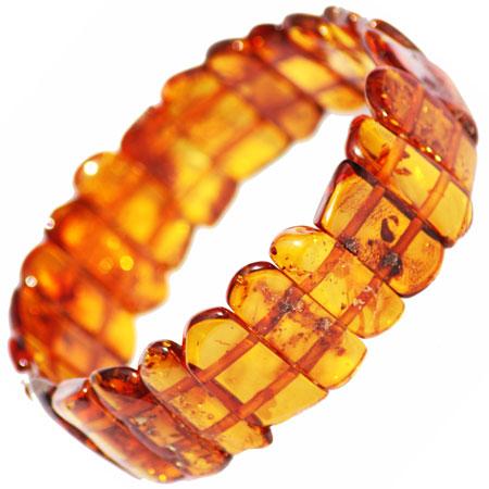 Amber Bracelet 139