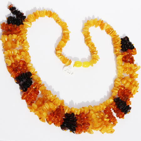 Amber Necklace 5337-5