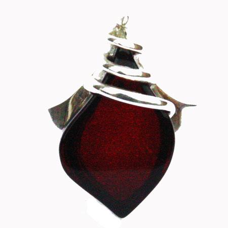 Designer Amber Ring 1409