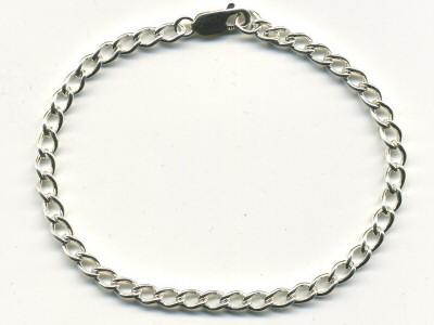 Silver Bracelet 029