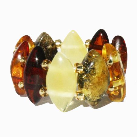 Mix Amber Ring 602.1